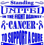 Rectal Cancer Standing United Shirts