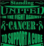 Liver Cancer Standing United Shirts