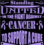 General Cancer Standing United Shirts