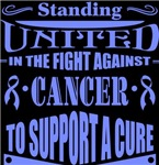 Esophageal Cancer Standing United Shirts