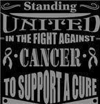 Brain Cancer Standing United Shirts