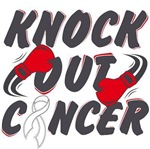 Knock Out Lung Cancer Shirts