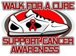 Blood Cancer Walk For A Cure Shirts