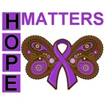 Fibromyalgia Hope Matters Shirts