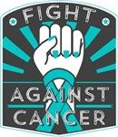 Fight Against Gynecologic Cancer Shirts