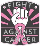 Fight Against Breast Cancer Shirts