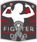 Brain Cancer Fighter Diva Shirts