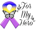 Bladder Cancer For My Hero Shirts