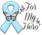 Prostate Cancer For My Hero Shirts
