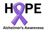 Hope For Alzheimers T-Shirts & Gifts