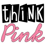 Breast Cancer Think Pink T-Shirts & Gifts