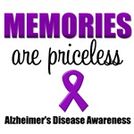Memories Are Priceless Alzheimer's T-Shirts & Gift