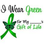 Organ Donor Gift of Life T-Shirts