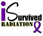I Survived Radiation Pancreatic Cancer T-Shirts