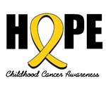 Hope - Childhood Cancer Awareness