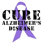 CURE Alzheimer's Disease T-Shirts & Gifts