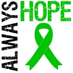 Always Hope Cerebral Palsy T-Shirts & Gifts