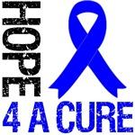 Hope 4 A Cure Colon Cancer Awareness Shirts