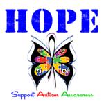 Autism Hope Shirts, Tees & Gifts