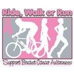 Breast Cancer RideWalkRun