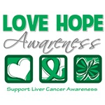 Liver Cancer Love Hope