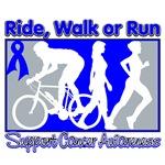 Anal Cancer Ride Walk Run Shirts & Gifts