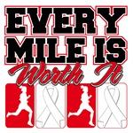 Bone Cancer Every Mile Is Worth It