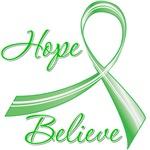 TBI Hope Believe Ribbon