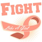 Uterine Cancer Sporty Fight