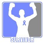 Stomach Cancer Men Survivor