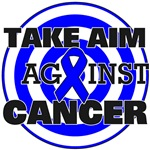 Take Aim Against Colon Cancer Shirts & Gifts
