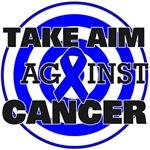 Take Aim Against Anal Cancer Shirts & Gifts