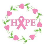 Breast Cancer Hope Hearts
