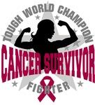 Multiple Myeloma Tough Survivor Shirts