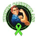 Kickin' Lymphoma Cancer's Ass Shirts