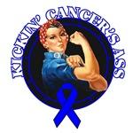 Kickin' Colon Cancer's Ass Shirts