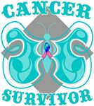 Thyroid Cancer Survivor Shirts
