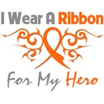 I Wear a Ribbon For My Hero COPD Shirts