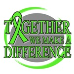 Lymphoma Together We Make A Difference Shirts