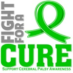 Cerebral Palsy Fight For A Cure Shirts