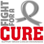 Brain Cancer Fight For A Cure Shirts