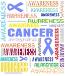 Intestinal Cancer Awareness Collage Shirts