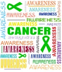 Kidney Cancer Awareness Collage Shirts