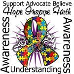 Autism Awareness Inspirations Shirts