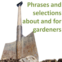 Just for Gardeners