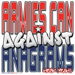 Armies Can Against Anagrams [SWAG]