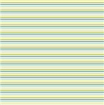 Thin Green Stripes