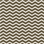 Brown Cocoa Chevron