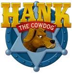 Hank the Cowdog Official Logo