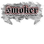 Smoker - is there gonna be a problem?